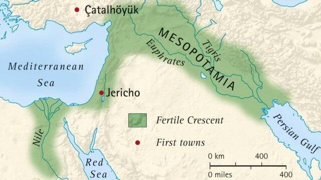 Creación Del Imperio Mesopotámico