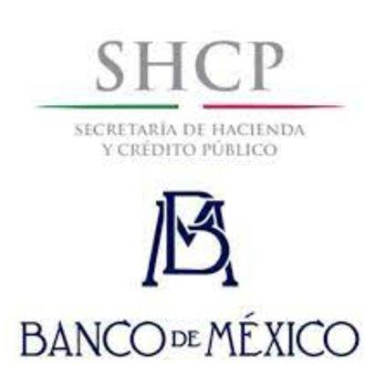Secretaria de Hacienda y Banco de México timeline