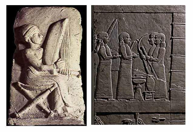 Musica en Mesopotamia