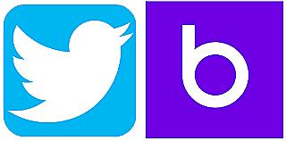 Aparecen Twitter y Badoo