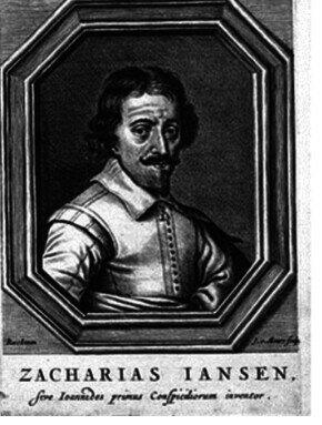 Zacharias JanssenCreador del primer microscopio compuesto