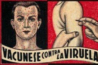 Desarrollo de la primera vacuna contra la viruela humana
