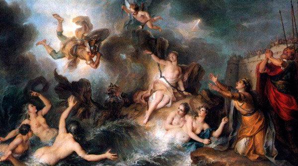 Creación de la Mitología Griega