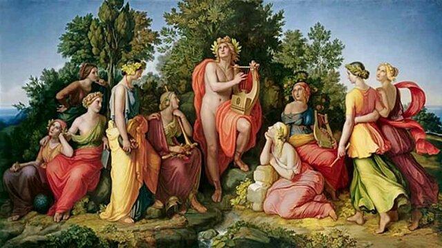 Mitología Griega / Musas