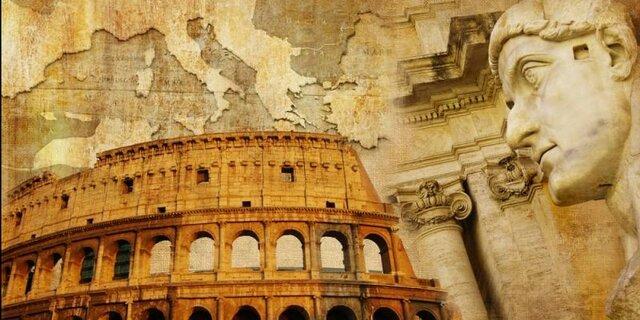 Fundación Del Imperio Romano