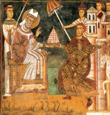 Cristianismo como Religión Oficial