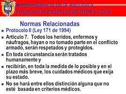 LEY 171 DE 1994