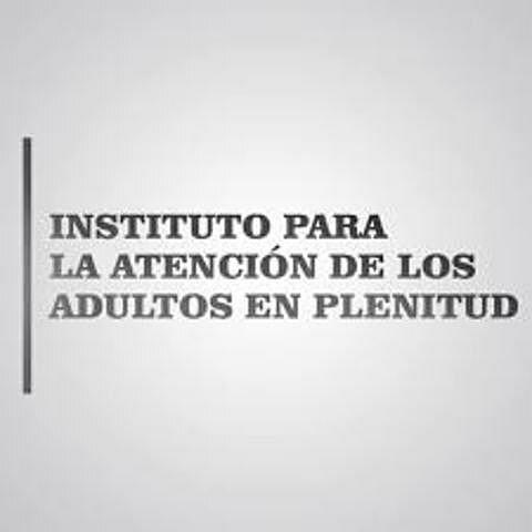 Instituto Nacional de Adultos en Plenitud (INAPLEN).