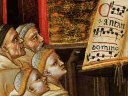Aparición del Canto Gregoriano