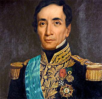 ANDRES DE SANTA CRUZ CALAHUMANA