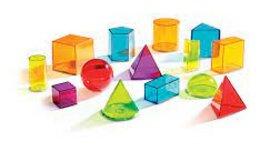 Historia de los solidos geometricos timeline