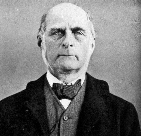 Sir Francis Galton (1822-1911), James McKeen Cattell (1860-1944) y Alfred Binet (1857-1911)