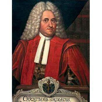 Christian Thomasius 1692