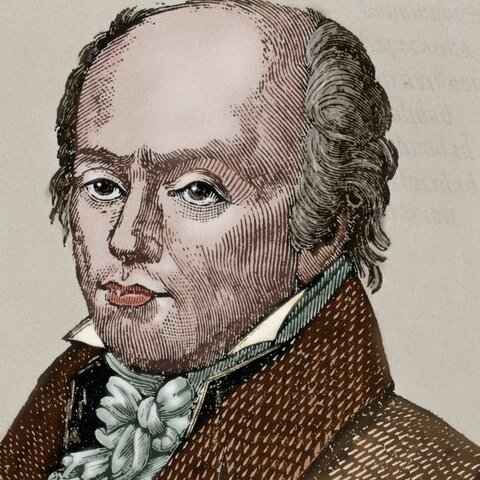 Francis Joseph Gall 1839