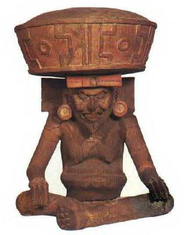 Dios Viejo Huehuetéotl