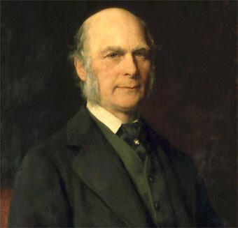 Francis Galton 1883