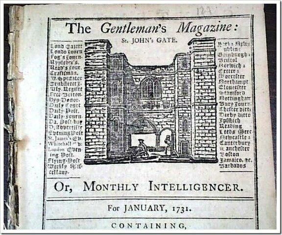 La primera revista del mundo