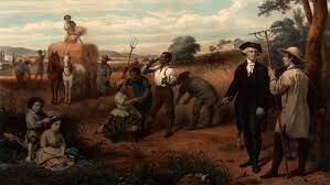 The Beginning of Slavery in North America