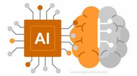 Historia de la Inteligencia Artificial por Lizbeth Robles Hernández timeline