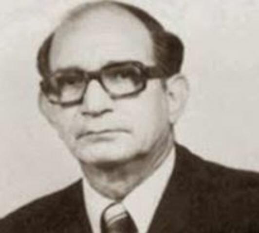 Ernesto Amador 1952