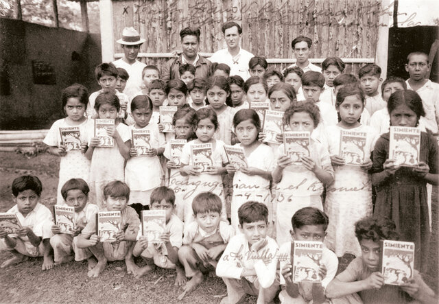 Educación socialista Presidente Lázaro Cárdenas 1934