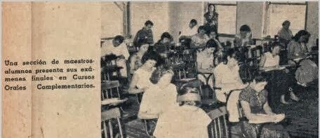 Instituto Federal de Capacitación del Magisterio 1941