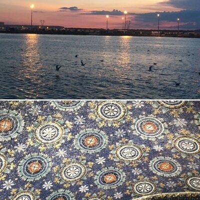Ravenna capitale e i principali monumenti  timeline