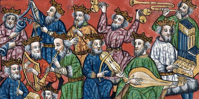 Instrumentos Medievales
