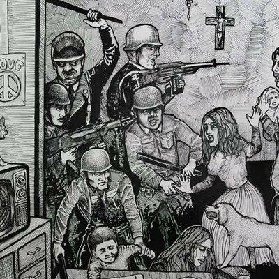 Dictaduras en Latinoamérica timeline