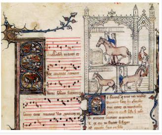 Manuscrito de Fauvel