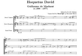 El Hoquetus