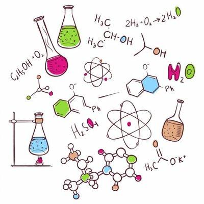 Glosario Química timeline