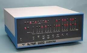 Aparece el Altair 8800