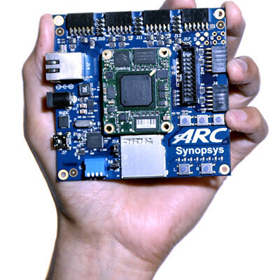 Synopsys (ARC microprocessors) timeline