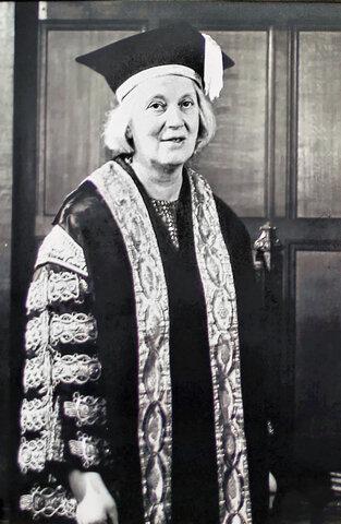 Dorothy Hodgking
