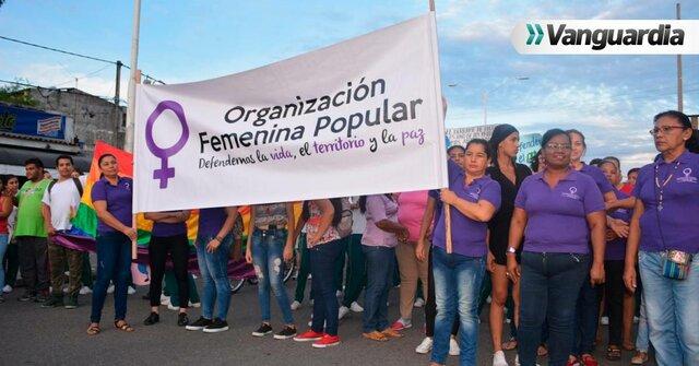 ORGANIZACIÓN FEMENINA NACIONAL