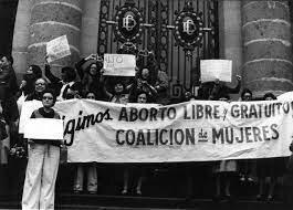 Lucha para la legalización del aborto
