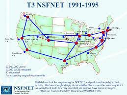 NSFNET retiro sus restricciones
