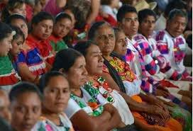 Formación de la Coordinadora Nacional de Mujeres Indígenas