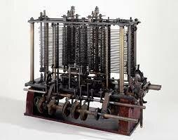 1830 La Maquina Analítica