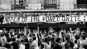 Oficialización del Día Internacional de la Mujer