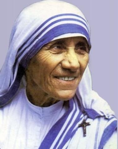 Sta. Teresa de Calcuta