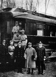 Inicio de la Primer Guerra Mundial