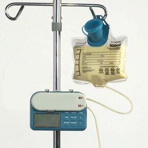 Administración de nutrientes con ayuda de sistemas venosos de alto flujo