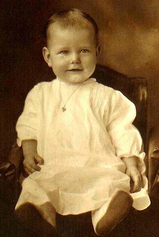 Birth of Paul Feyerabend