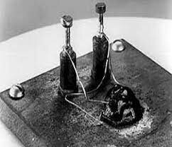 First Junction Transistor invented