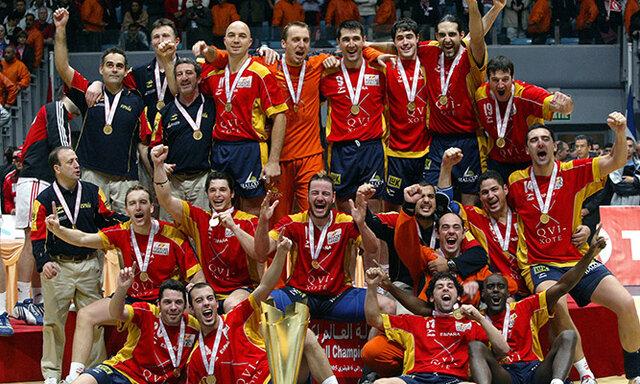 España se corona en el mundial de balonmano