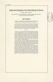 25th Amendment Ratified