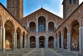 Sant'Ambrogio a Milano