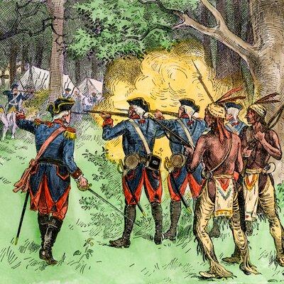 American History Timeline 1